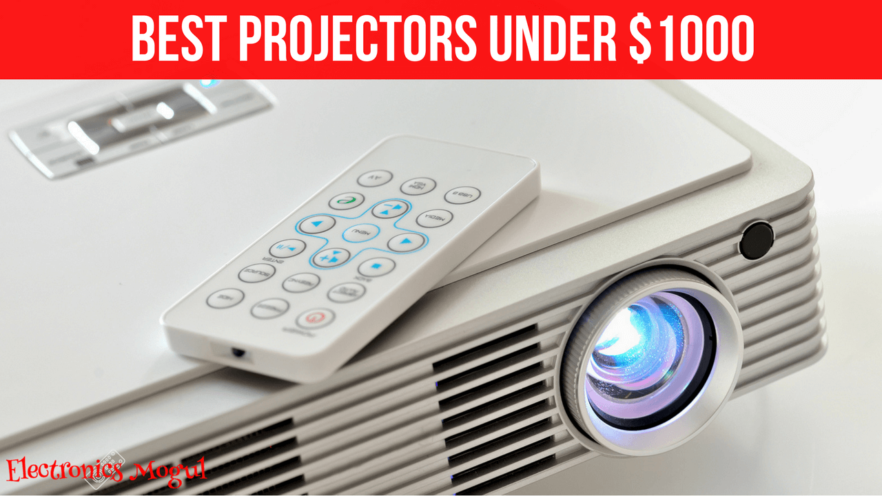 What is the best projector under 1 000 product reviews 2017 for What s the best pocket projector